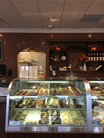 European Delight Bakery: Bakery