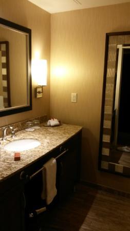 New Buffalo, MI: Bathroom vanity - about 7 feet long