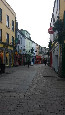 Hotel Meyrick: Shops in Galway