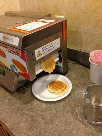 The Best Automatic Pancake Maker Picture Of Comfort Inn Richfield