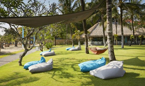Sol Beach House Benoa Blue Room