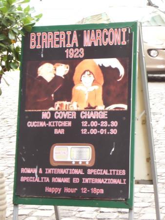 Birreria Marconi: 91 anos!