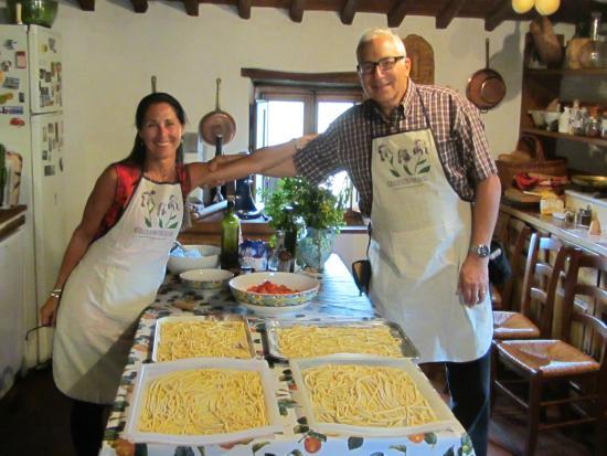 Toscana Mia: Pasta!