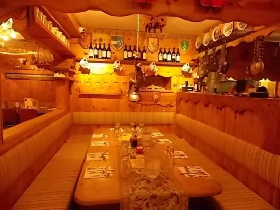 Lugano Swiss Bistro: interior
