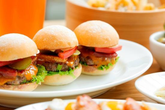 BeBu Café & Bar - Mini burgers