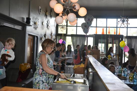 Slide Inn: Catering - Tacos, Mole, Rice & Beans