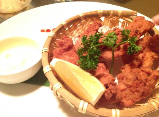 Oga's Japanese Cuisine : Karaage