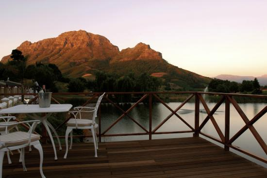 Le Pommier Wine Estate - Country Lodge