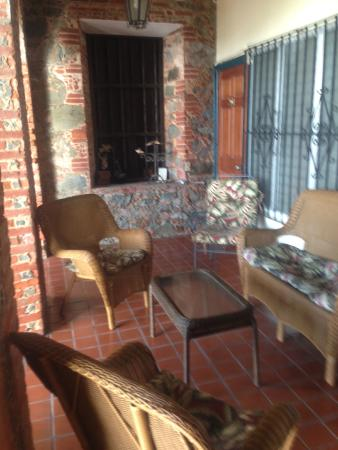 Miller Manor Guest House: Quaint, charming areas to relax