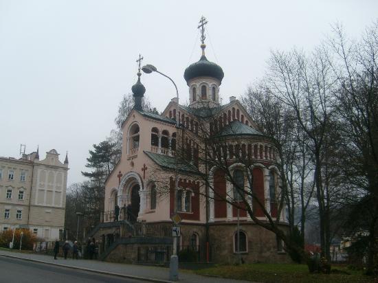 Pravoslavný chrám svatého Vladimíra