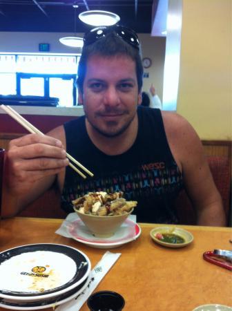 Genki Sushi Hawaii Incorporated: Grinds