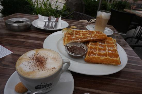 Cafe Hauptwache: Hauptwache