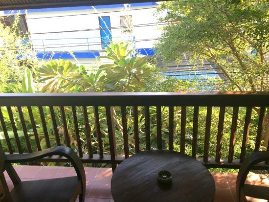 Balcony - Villa Korbhun Khinbua: 6