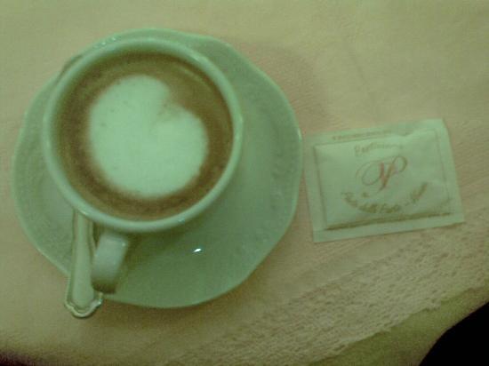 Pasticceria Ponte delle paste : Parada para café