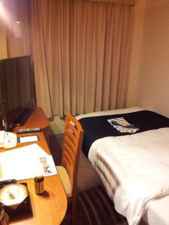 APA Villa Hotel Kyoto Ekimae: お部屋