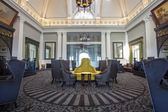 Medlow Bath, Australia: Casino Lobby