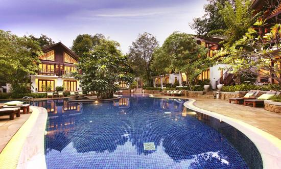 The Tubkaak Krabi Boutique Resort: Main pool