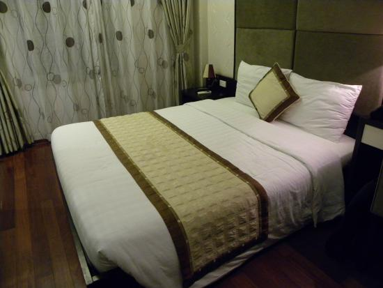 Hanoi Victory Hotel: Room