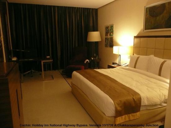 Holiday Inn Cochin: Zimmer