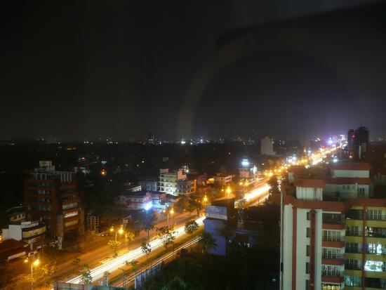 Holiday Inn Cochin: Nachts