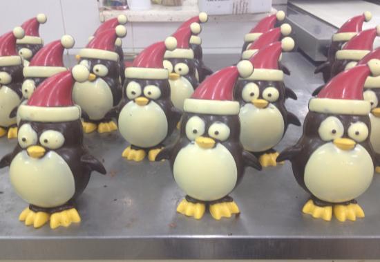 Dolce Idea Gennaro Bottone: Pinguini in cammino...