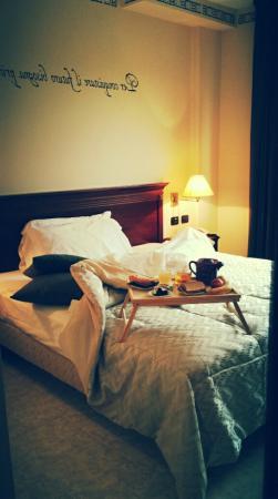 Fidenza Hotel : camera 409