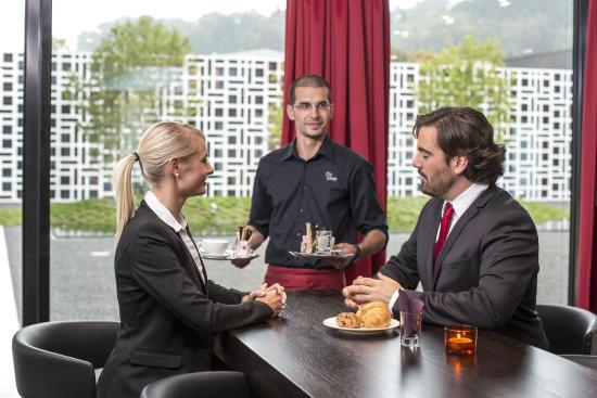 Hotel Saentispark: Pit Stop Lounge & Bar