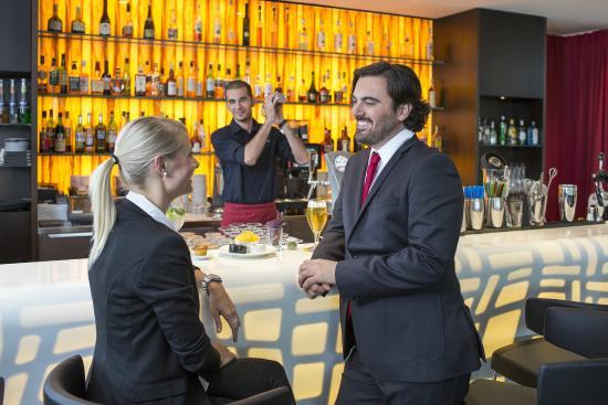 Hotel Saentispark : Pit Stop Lounge & Bar