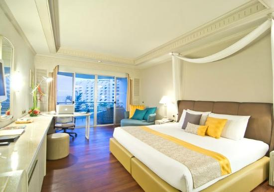 Royal Cliff Grand Hotel Sea View