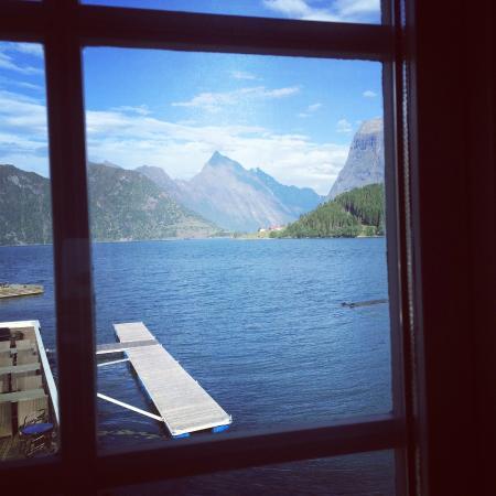 Sagafjord Hotel : Utsikt fra rommet