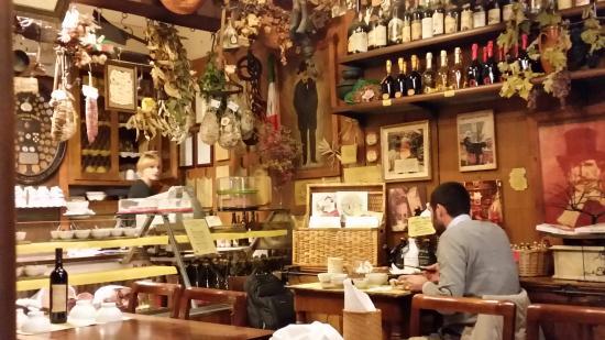 il bancone - Picture of Salsamenteria Storica e Verdiana Baratta ...