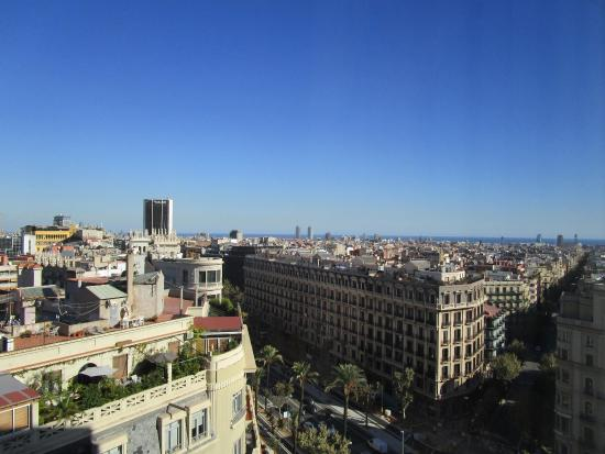 NH Hesperia Barcelona Presidente: View