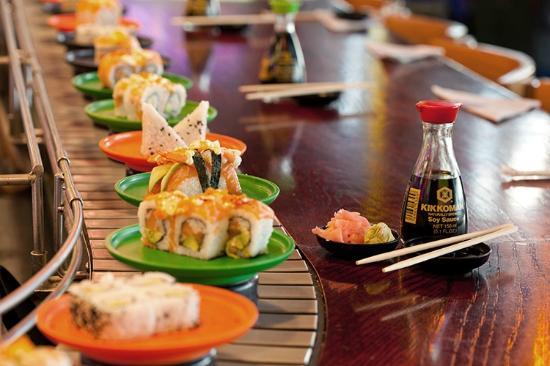 John Dory S Riverside Mall Sushi Seafood Restaurant