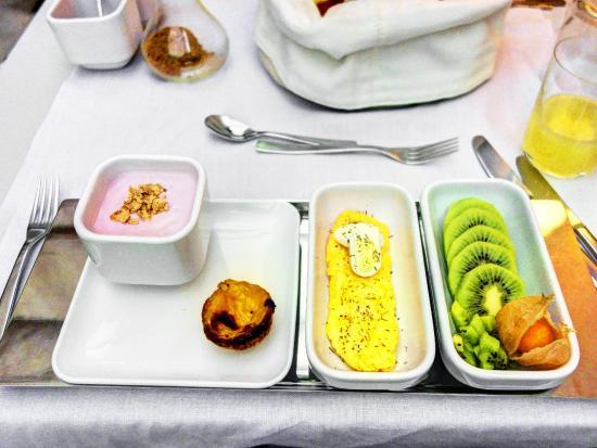 THE 4ROOMS : Un  sano, sabroso e inesperadamente abundante desayuno
