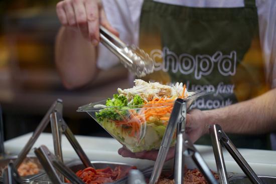 Chop'd