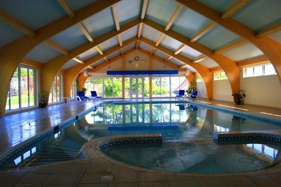 Llechwedd, UK: Berthlwyd Holiday Park Indoor Pool
