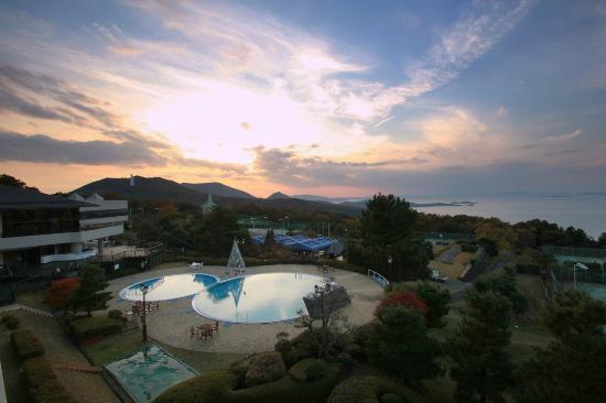 Resort Hotel Olivean Shodoshima: 部屋から