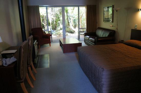 Punga Grove Motel & Suites: Hotel Room