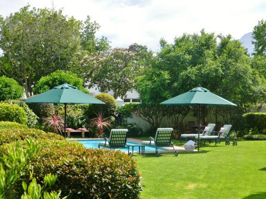 Van der Stel Manor : Pool