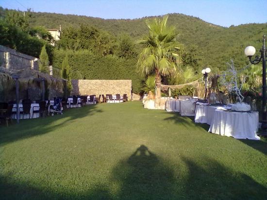 Matrimonio Villa Al Rifugio
