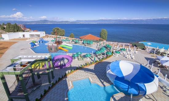 Hotel Izgrev Spa & Aquapark