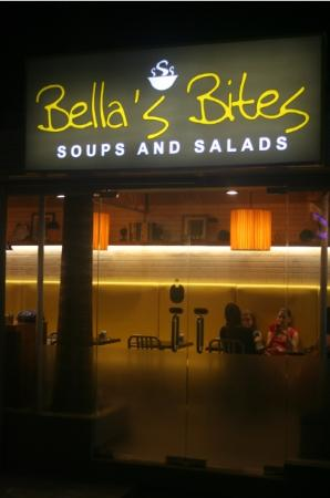 Bella's Bites Soups and Salads
