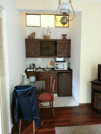 Hostal El Patio : Chambre S3