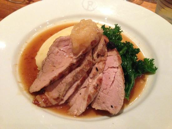 Riverstation : Main dish - pork