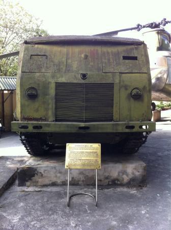 Museo de Historia Militar de Vietnam: Happy face