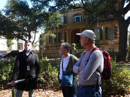 Architectural Tours of Savannah
