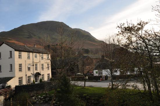 Bridge Hotel: View from Red pike