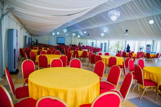 AES Luxury Apartments: Event Center