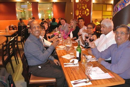 The Water Margin at the O2: our best friends and family