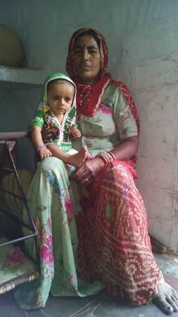 Chhotaram Prajapat's Homestay: family